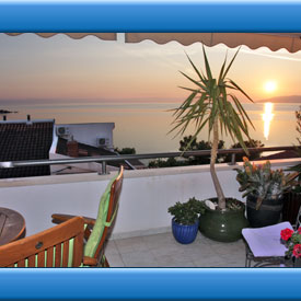 makarska apartments marina croatia