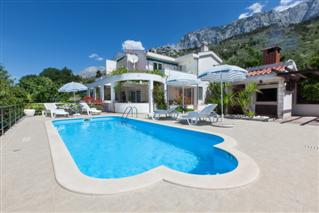 Croatia vacation rentals with Pool for rent - Villa Milinovic / 01